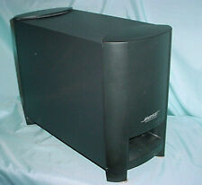 Bose 3 2 1 Powered Sub Woofer Speaker System Acoustimass Module PS3-2-1