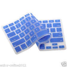 "Not after 2015 Silicone Keyboard Cover Protector MacBook Pro 13"" 15"" 17"" Retina"