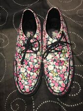 Tuk Hello Kitty Womens Athletic Creepers Fashion Platform Shoes Size US 11 UK 9