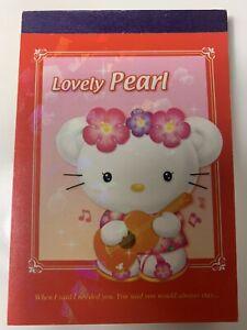 Orange Story Lovely Pearl 85 (96) Sheets Mini Memo Letter Pad