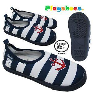 Tots Toddler Baby Kids Non Slip Aqua Water Swim Pool Playshoes Beach Sea Shoes
