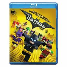 The Lego Batman Movie Blu-ray + DVD Exclusive Lunchbox With Removable Cape