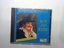 Shaun McMonagle Cd - Above And Beyond Foam Records Nr Mint
