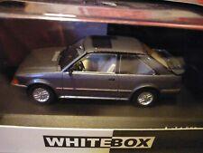 Ford Escort XR3i mk4 whitebox 1/43 Diecast limited edition