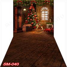 Christmas10'x20'Computer/Digital Vinyl Scenic Photo Backdrop Background SM040B88
