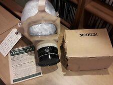 More details for rare mint 1942 ww2 canadian civilian gas mask respirator gcr arp canada