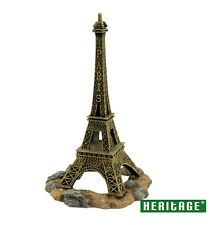 HERITAGE PE271 AQUARIUM FISH TANK EIFFEL TOWER PARIS ORNAMENT DECORATION 25CM