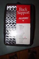 Allegro Industries 7176-04 XL Economy Back Support Belt, XL, Black