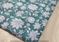 Morris Archive Secret Garden Cortina Verde Primavera//artesanía//Tela de tapicería