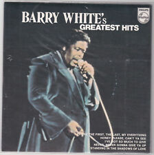 Barry White Club-Selektion von Philips 6853006 1973-1974 Neu