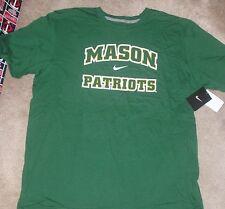 NEW NIKE NCAA George Mason Patriots T Shirt Men S Small NEW NWT