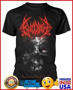 Bloodbath 'Resurrection' T-Shirt Unisex Size M-4XL