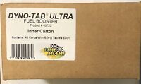 Dyno-tab® ULTRA Fuel Booster 6 tab Case of 48 Dynotab cards for Gas & Diesel