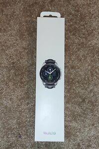 Samsung Galaxy Watch3 Smartwatch Bluetooth 41mm Stainless & Leather