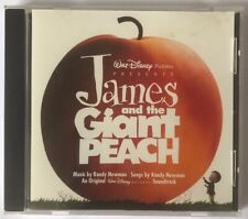 James & the Giant Peach - 1996 Film Soundtrack - Music & Songs By Randy Newman