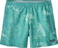 "Patagonia Women's 5"" Baggies Shorts 57058  XS-25.5-26.5 waist NWT. MSRP $55.00"