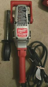 """Milwaukee 1675-1 Corded 7.5amp 1/2""""in Hole Hawg Right Angle Drill"""