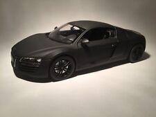 Welly Diecast Model 1 24 Lamborghini Huracan LP 610-4 Matte Black