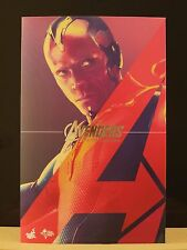 Hot Toys - Avengers Age of Ultron - Vision Action Figure (In Stock)
