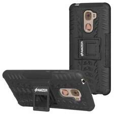 AMZER Black Dual layer Warrior Hybrid Protective Case for LeEco Le Pro3