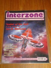 INTERZONE #169 JULY 2001 IAN R MACLEOD STEPHEN BAXTER NEAL ASHER UK MAGAZINE =