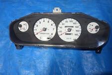 JDM Nissan 240sx Silvia S14 Kouki White Face Gauge Cluster Speedometer 1997-1998