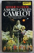 DAW NO 202 Arthur Landis A World Called Camelot Thomas Barber Jr. Jul 76 PB