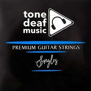 5x TOP E ACOUSTIC GUITAR STRINGS 010 gauge string single