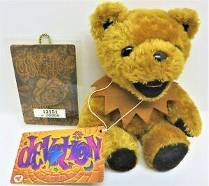 Grateful Dead Devotion Bean Bear By Liquid Blue, New, Authentic # 13151 of 20000