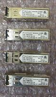 4 x Finisar 2GB 850nm SFP Fiber Module FTRJ-8519-7D-2.5 GBIC