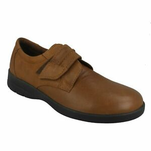 GARY PADDERS MENS LEATHER SMART CASUAL FORMAL COMFORTABLE CUSHIONED SHOES