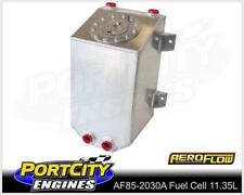 Aeroflow Alloy Fuel Cell 3 Gallon 11.35L with Cavity/Sump Fitted AF85-2030A