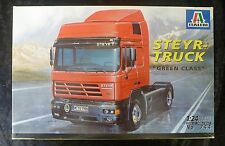 "Italeri 744 Steyr-Truck ""Green Class""  Model Truck Kit 1/24 Scale"