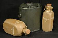 STENCIL SET (X4) FOR WWII GERMAN 10L DRINKING WATER TRINKWASSER BOTTLE CONTAINER