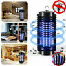110V/220V Electric Mosquito Fly Bug Insect Zapper Killer With Trap Lamp Light rs