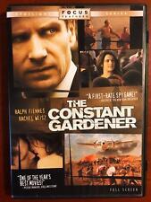 The Constant Gardener (DVD, 2006, Full Frame) - E0331