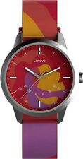 Lenovo Watch 9 Smart Watch Fitness Band Red Yellow Brand New