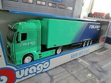 MERCEDES BENZ Actros 2545 LKW Truck Gigaspace Falken Tires Porsche Bburago 1:43