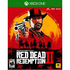 Rockstar Games Red Dead Redemption 2 For Xbox One