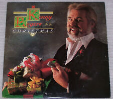 Kenny Rogers Christmas LP Record