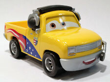 "DISNEY CARS JOHN LASSETIRE NEW LOOSE MINT KMART EXCLUSIVE SCL 1:55  ""RETIRED"""