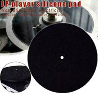 Pure Cork Turntable Mat Platter Record Player Deck R2H7 D6O2 B1D8 L7D2 P9J0