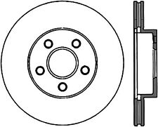 Disc Brake Rotor-Sport Drilled/Slotted Disc Front Left Stoptech 127.62034L