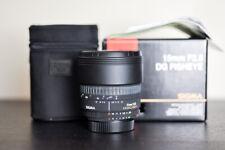 Sigma EX DG AF 15mm F/2.8 FX Fisheye Lens for Nikon - MINT!