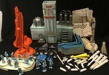 Vintage 1959 Marx Cape Canaveral Playset with Original Box & Instructions