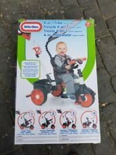 LITTLE TIKES 4 in 1 TRIKE TRICYCLE