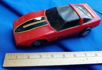 1984 Playtime Corvette Remote Controlled Car Parts Toy Model Display Retro VTG