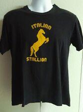 Rare Five Crown Italian Stallion Rocky - T Shirt - FREE SHIPPING