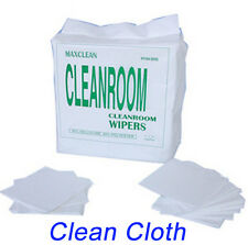 """150x 6""""x6"""" Cleanroom Wiper Dustless Cloth For Laptop Phone LCD Camera Cleaning"""