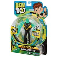 """Ben 10 Deluxe Power Up Figures (Approx 5.5 - 6"""" tall) - ONE SUPPLIED you choose"""